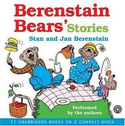 Cover of: Berenstain Bear's Stories