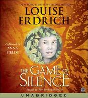 Cover of: The Game of Silence CD