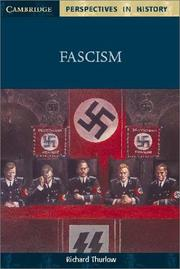 Cover of: Fascism