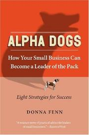 Cover of: Alpha Dogs | Donna Fenn