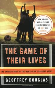 Cover of: The Game of Their Lives