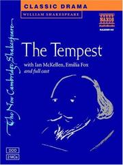 Cover of: The Tempest by