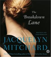 Cover of: The Breakdown Lane CD | Jacquelyn Mitchard