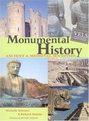 Cover of: Monumental History | Michelle Schwarz