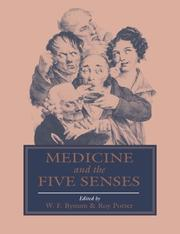 Cover of: Medicine and the Five Senses |