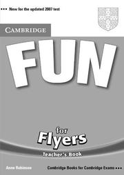 Cover of: Fun for Flyers Teacher