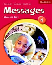 Cover of: Messages 4 Student