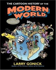 Cover of: The Cartoon History of the Modern World Part 1: From Columbus to the U.S. Constitution