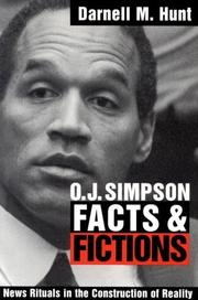Cover of: O.J. Simpson facts and fictions
