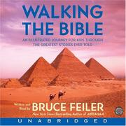 Cover of: Walking the Bible CD | Bruce Feiler