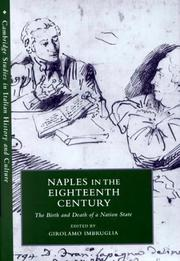 Cover of: Naples in the Eighteenth Century | Girolamo Imbruglia