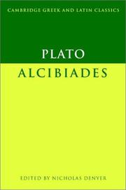 Cover of: Alcibiades