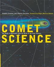 Cover of: Comet science |