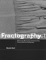 Cover of: Fractography | Derek Hull