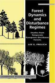 Cover of: Forest Dynamics and Disturbance Regimes | Lee E. Frelich