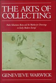 Cover of: The arts of collecting