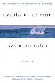 Cover of: Orsinian tales