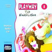 Playway to English by Herbert Puchta