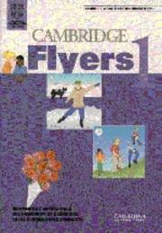 Cover of: Cambridge Flyers 1 Student's book