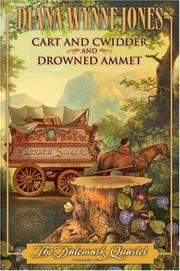 Cover of: The Dalemark Quartet, Volume 1: Cart and Cwidder and Drowned Ammet (Dalemark Quartet)