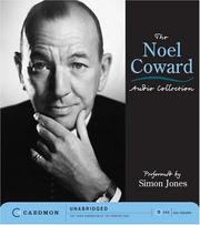 Cover of: The Noel Coward CD Audio Collection Selections