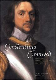 Cover of: Constructing Cromwell