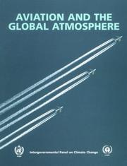 Cover of: Aviation and the global atmosphere |