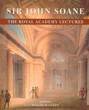 Cover of: Sir John Soane