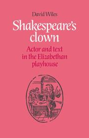 Cover of: Shakespeare's clown