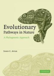 Cover of: Evolutionary Pathways in Nature: A Phylogenetic Approach