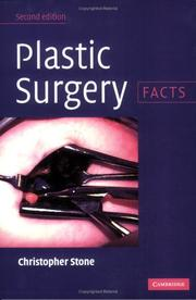 Cover of: Plastic Surgery