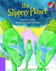 Cover of: The Slippery Planet ELT Edition | Rosemary Hayes