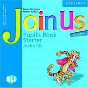 Cover of: Join Us for English Starter Pupil