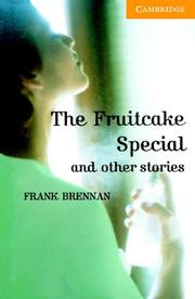 Cover of: The Fruitcake Special and Other Stories Book and Audio CD Pack