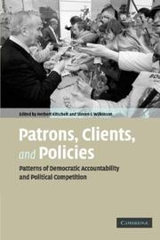 Patrons, Clients and Policies by