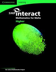 SMP Interact Mathematics for Malta - Higher Pupils Book