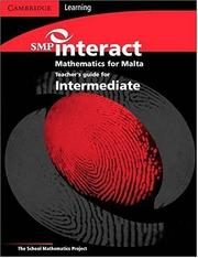 Cover of: SMP Interact Mathematics for Malta - Intermediate Teacher