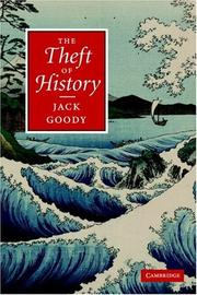 Cover of: The Theft of History