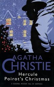 Hercule Poirot's Christmas (July 10, 1995 edition) | Open Library
