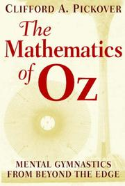 Cover of: The Mathematics of Oz