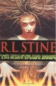 Cover of: The Nightmare Room, Books 1-2-3: The Nightmare Begins! (Nightmare Room)