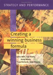 Cover of: Strategy and Performance Three Volume Set (With CD-ROM) | Michael Bourne