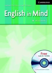 Cover of: English in Mind 2 Workbook with Audio CD/CD ROM | Herbert Puchta
