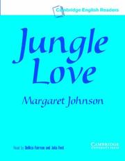 Cover of: Jungle Love Audio Cassette