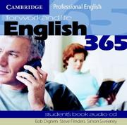 Cover of: English365 1 Audio CD Set | Bob Dignen