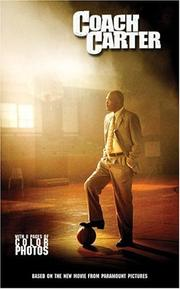 Coach Carter by Jasmine Jones