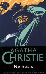 Cover of: Nemesis by Agatha Christie