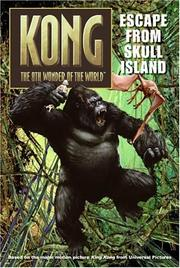 Cover of: Escape from Skull Island