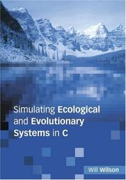Simulating Ecological and Evolutionary Systems in C by Will Wilson