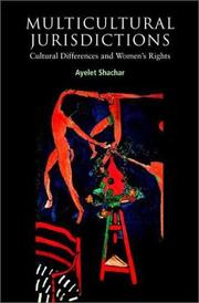 Cover of: Multicultural Jurisdictions